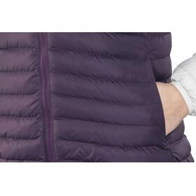 Haglöfs Essens Mimic - Chaqueta Mujer - violeta/blanco
